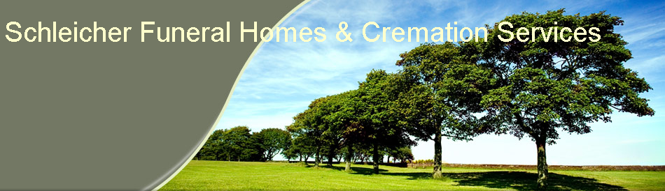 Schleicher Funeral Homes & Cremation Services